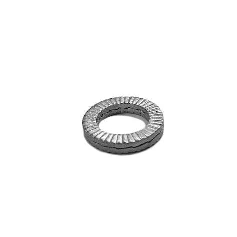 "ATP Turbo 10mm Extreme Nord Lock Style Washer - Steel, M10 (also for 3/8"" size bolts)"