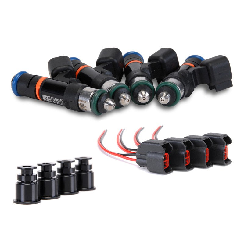 Grams Performance 1000cc Injectors - B/D/H/F Series-Fuel Injectors-Speed Science