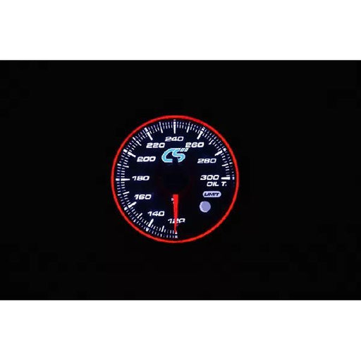 CorkSport Mazda and Mazdaspeed Oil Temperature Gauge