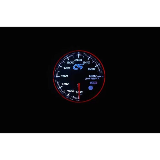 CorkSport Mazdaspeed Coolant Temperature Gauge