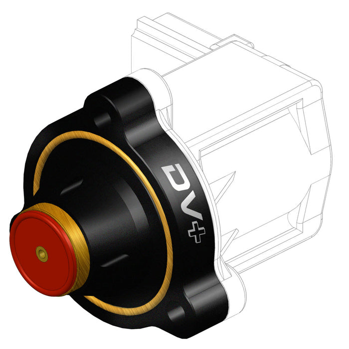 GFB DV+ Diverter Valve - Late Model Euro-Blow Off Valves-Speed Science
