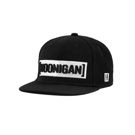 HOONIGAN Censor Bar Snap Back Hat
