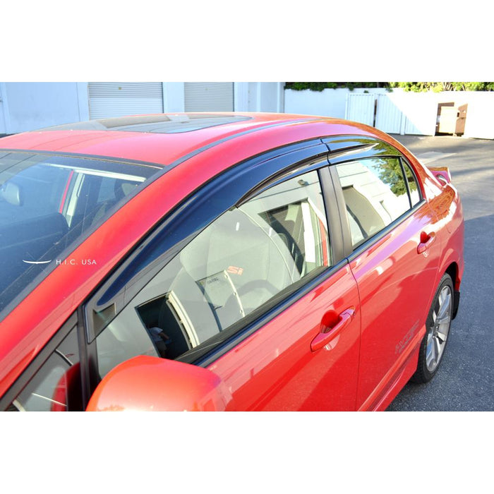 HICUSA Window Visors - FD-Visors-Speed Science