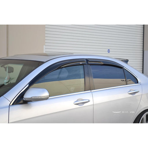 HICUSA Window Visors - CL7/9-Visors-Speed Science