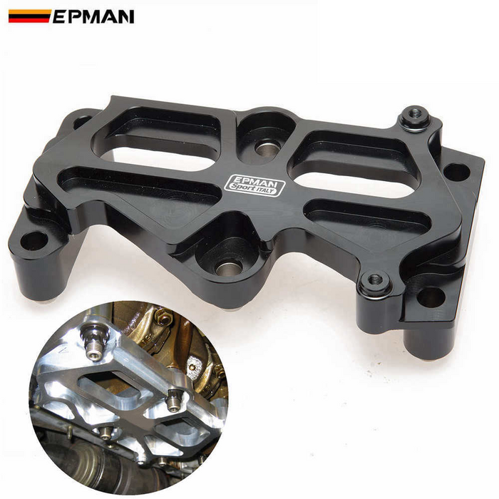 EPMAN Billet Block Girdle - B Series-Block Guards & Girdles-Speed Science
