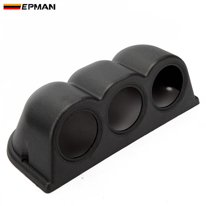 EPMAN Triple 52mm Gauge Mount-Gauge Accessories-Speed Science
