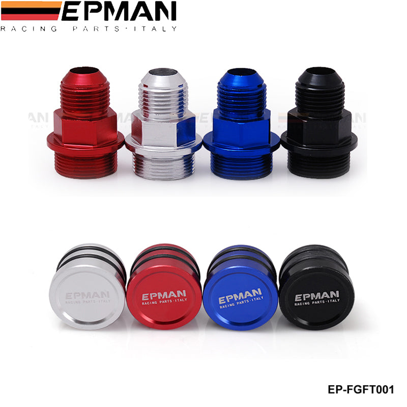 EPMAN Block Bung & Breather Kit - B Series-Block Plugs & Fittings-Speed Science
