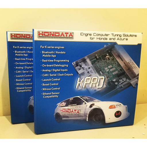 Hondata K-Pro 4-ECU's & Accessports-Speed Science