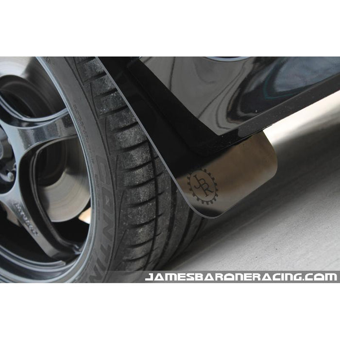 JBR Armour Mud Flap Kit - MS3 Gen 2-Mud Flaps-Speed Science