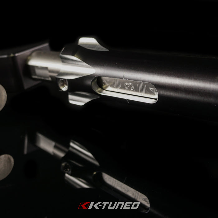 K-Tuned Circuit X Lean Back Shifter - B/D Series-Shifters-Speed Science