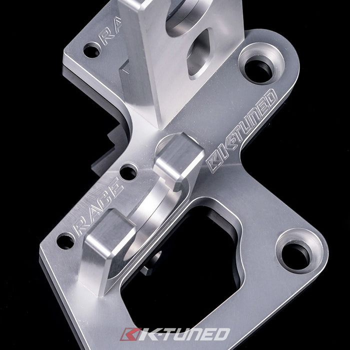 K-Tuned Billet Shifter Cable Trans Bracket - DC5/DEP3-Shifter Cables, Linkages & Bushes-Speed Science