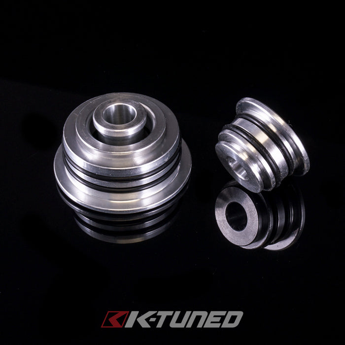 K-Tuned Spherical Cable Bushings - DC5/EP3/CL7-9/FD2-Shifter Cables, Linkages & Bushes-Speed Science