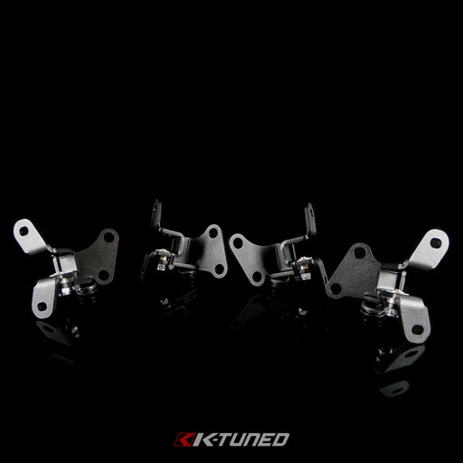 K-Tuned Quick Release Door Hinge Kit - EG/EK/DC-Lightweight Doors-Speed Science