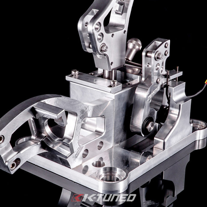 K-Tuned Race-Spec Billet Shifter w'Pro Shift Cut - DC5/K-Swap