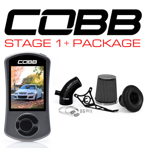 COBB Stage 1+ Power Package - MS6-Package Deals-Speed Science