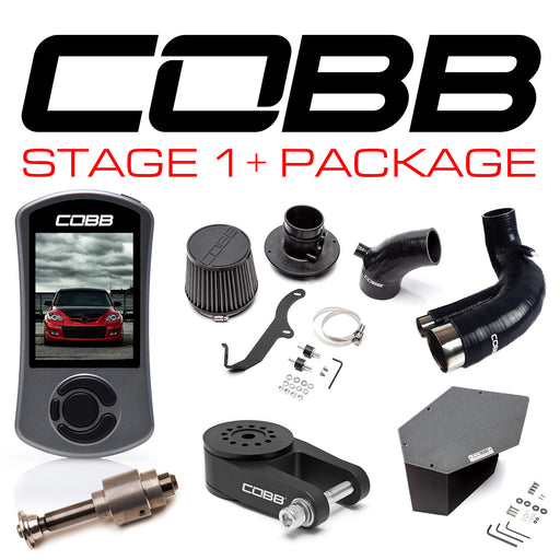 COBB Stage 1+ Power Package - MS3 Gen 1-Package Deals-Speed Science