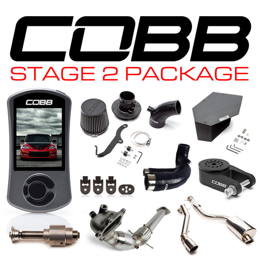 COBB Stage 2 Power Package - MS3 Gen 1-Package Deals-Speed Science