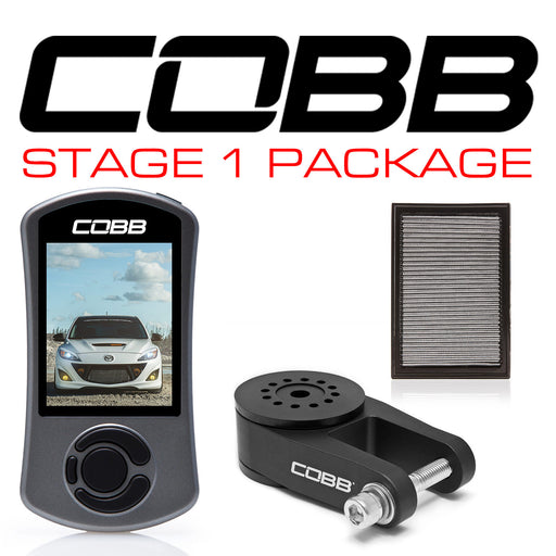 COBB Stage 1 Power Package - MS3 Gen 2-Package Deals-Speed Science
