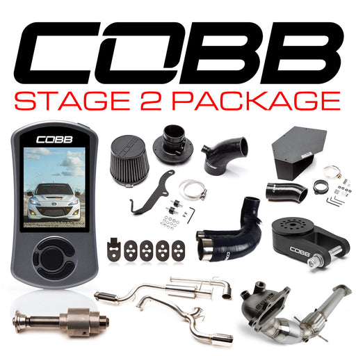 COBB Stage 2 Power Package - MS3 Gen 2-Package Deals-Speed Science