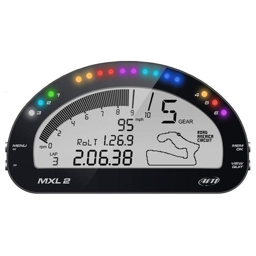 AiM Dash MXL2-Race Dashes-Speed Science