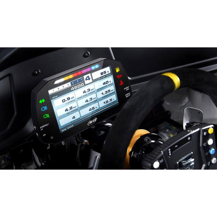 AiM Dash MXS Strada 1.2 Car Racing Dash Display-Race Dashes-Speed Science
