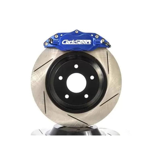 CorkSport 2014+ Mazda 3, 2013-2017 Mazda 6 & CX5 Big Brake Kit