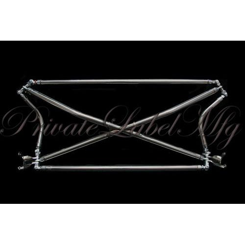 PLM X Reinforcement Bar - EG/EK/DC2/DC5-Chassis Braces-Speed Science