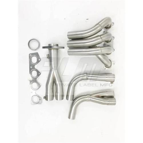 PLM Power Driven Tri-Y Header - H22A/F20B-Exhaust Manifolds-Speed Science