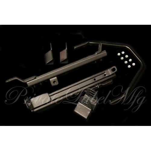 PLM Superlow Seat Rail Kit - EG/EK/DC/S2K-Seat Rails & Brackets-Speed Science
