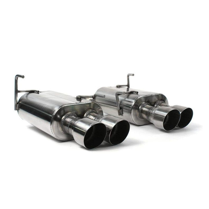 PERRIN Catback Exhaust For 2011+ WRX & STI Sedans