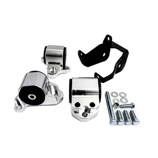 Precision Works Billet Engine Mount Kit - EK 3 Post - D/B Series