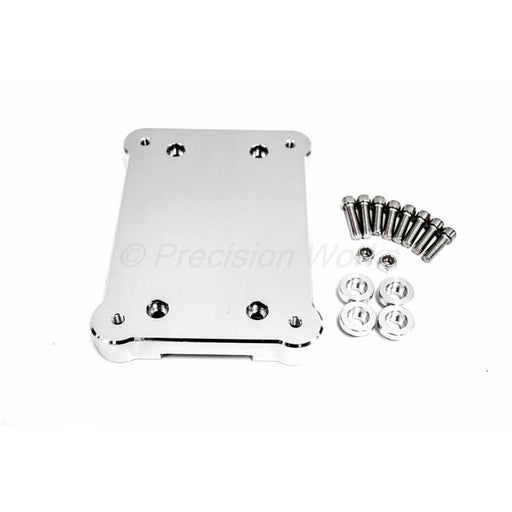 Precision Works Billet Shifter Mounting Plate - DC5/K-Swap