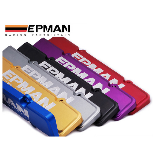 EPMAN Billet Wire Cover - B Series-Coil/Wire Covers-Speed Science