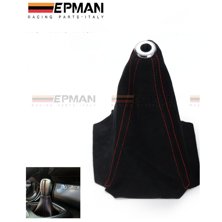 EPMAN Universal Shift Boot - Suede-Shift Boots-Speed Science