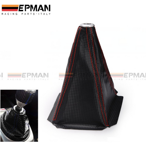 EPMAN Universal Shift Boot - Carbon Style-Shift Boots-Speed Science