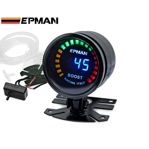 EPMAN Digital Boost Gauge-Gauges-Speed Science