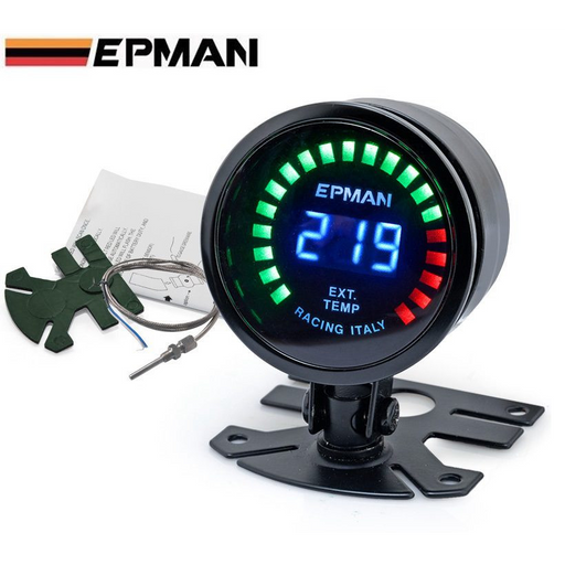EPMAN Digital Exhaust Gas Temp Gauge-Gauges-Speed Science