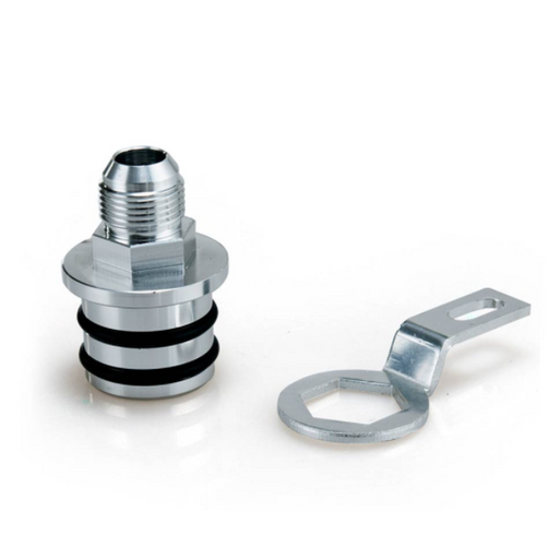 EPMAN Billet Block Plug/Breather Fitting - B Series-Block Plugs & Fittings-Speed Science