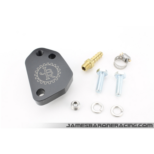JBR EGR Valve Delete Kit - MPS 3/6-EGR Delete-Speed Science