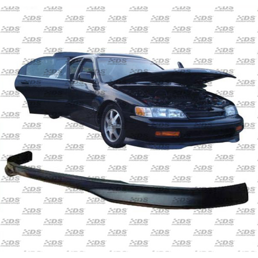 "HC Racing Front Lip - Accord CD ""TR Style""-Lips, Flares & Kits-Speed Science"