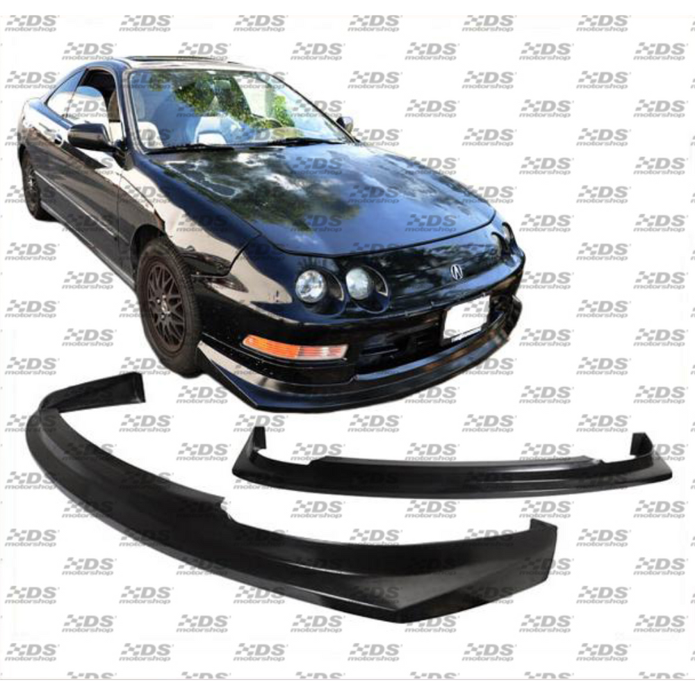 "HC Racing Front Lip - DC2 Bugeye ""DS Style""-Lips, Flares & Kits-Speed Science"