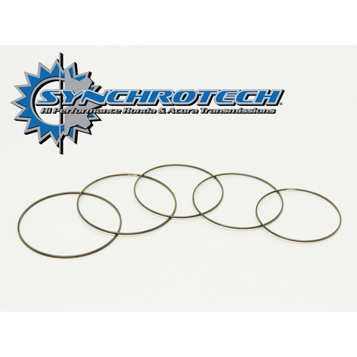 Synchrotech Synchro Spring Set - K Series 6 Speed-Synchros, Sleeves & Hubs-Speed Science