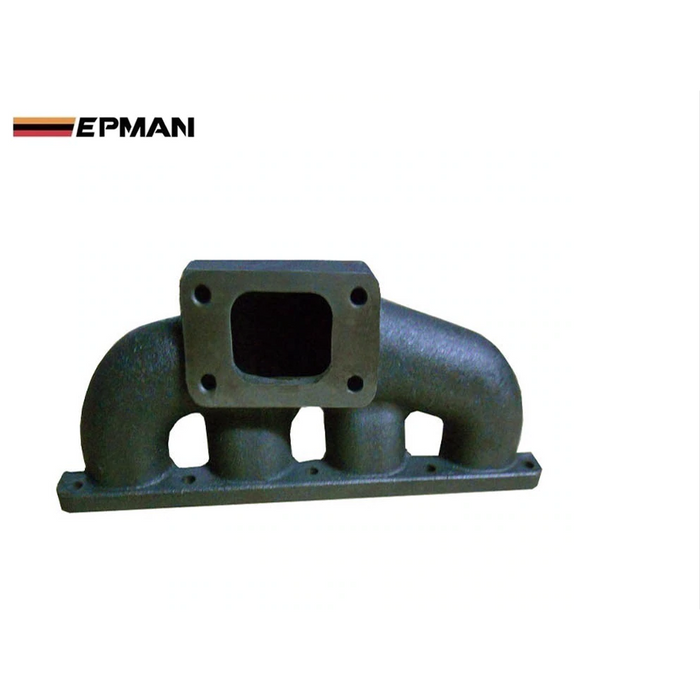 EPMAN Low Mount Turbo Manifold - D Series T3-Exhaust Manifolds-Speed Science