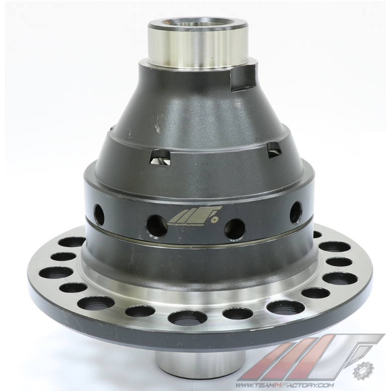 MFactory Helical Differential - B Series-LSD Differentials-Speed Science