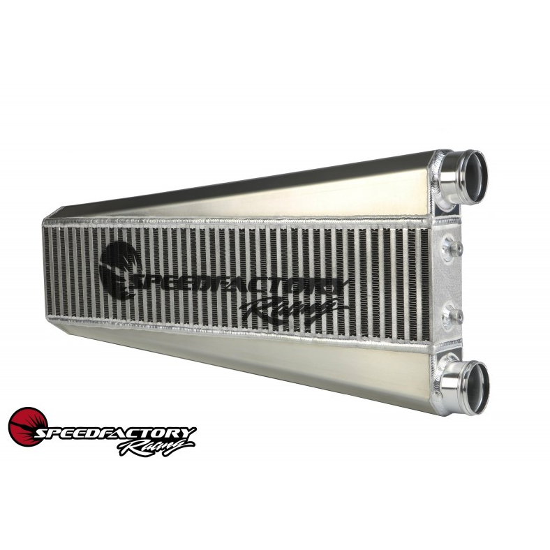 SpeedFactory Vertical Flow Intercooler - K-Series 800HP-Intercoolers & Intercooler Kits-Speed Science