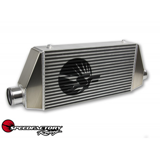 "SpeedFactory Side Inlet/Outlet Intercooler - 3"" Inlet / 3"" Outlet (600HP-850HP)-Intercoolers & Intercooler Kits-Speed Science"