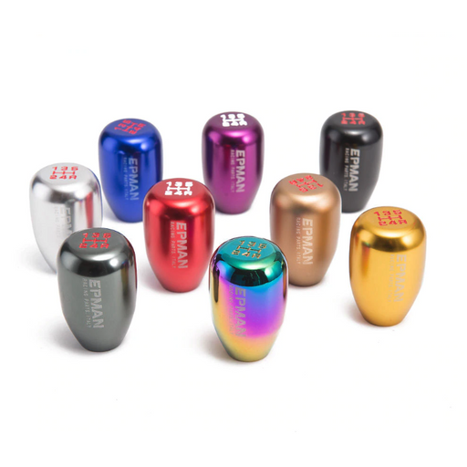 EPMAN Universal 5 Speed Weighted Shift Knob-Shift Knobs-Speed Science