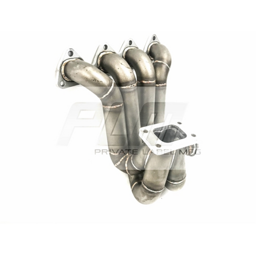PLM T3 Top Mount Turbo Manifold - H/F Series-Turbo Manifolds-Speed Science