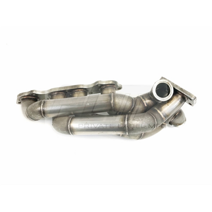 PLM T3 Twin Scroll Turbo Manifold - S2000 (F Series)-Turbo Manifolds-Speed Science