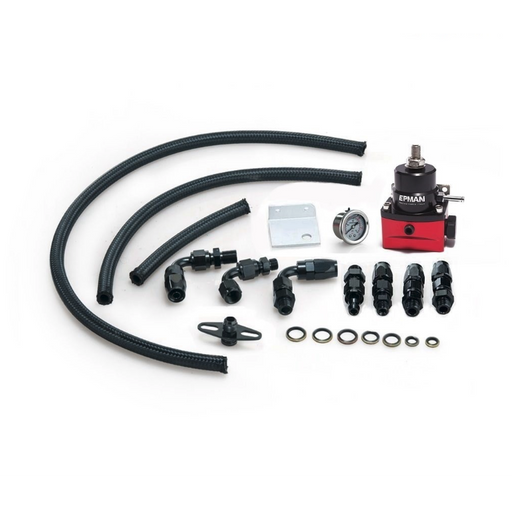 EPMAN Complete Fuel Pressure Regulator Kit-Fuel Pressure Regulators-Speed Science